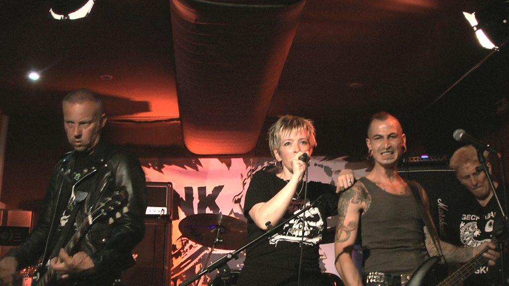 Tank Shot live at Strangriede Stage Hanover 2018